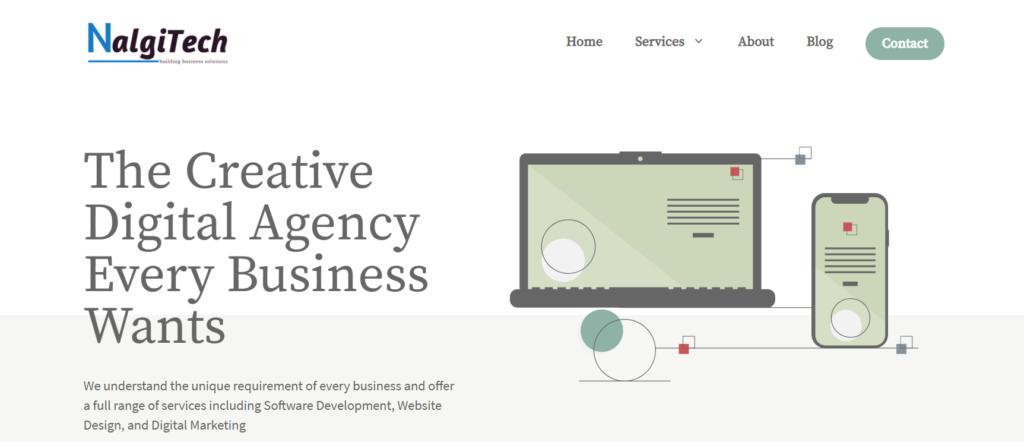 NalgiTech Digital Agency